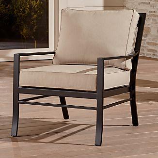 Regent Lounge Chair with Sunbrella ® Cushion