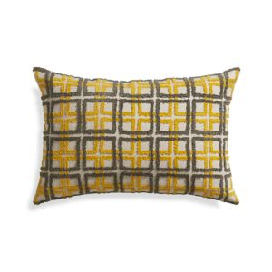 Renard 24x16 Pillow with Down-Alternative Insert
