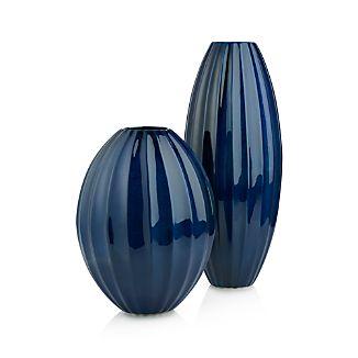 Renny Blue Vases