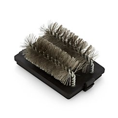 Dual Handle Spiral Grill Brush Replacement Head