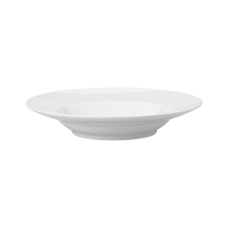 The perfect bright white canvas for your culinary creations, ultra-fine porcelain bowl lends restaurant-style panache to food presentations.<br /><br /><NEWTAG/><ul><li>Ultra-fine porcelain</li><li>Super white durable glaze</li><li>Dishwasher-, microwave-, freezer-safe and oven-safe to 392 degrees</li><li>Made in China</li></ul>