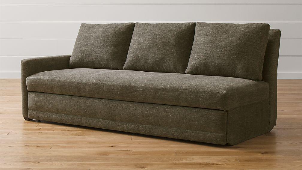 Reston Left Arm Queen Sleeper Sofa