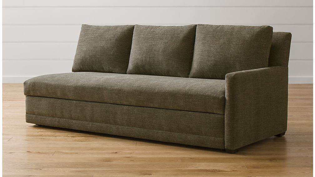 Reston Right Arm Queen Sleeper Sofa