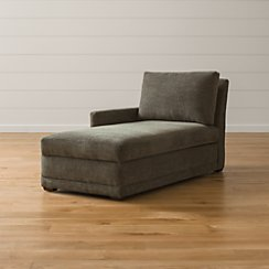 Reston Left Arm Storage Chaise