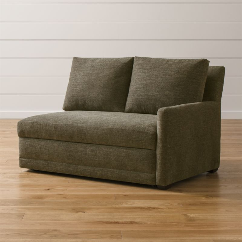 Reston Right Arm Loveseat Sleeper Sofa