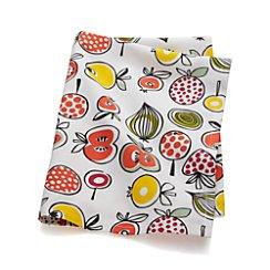 Retro Fruit Dish Towel