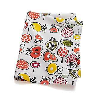 Retro Fruit Dish Towel