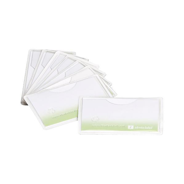 Set of 8 Small Reusable Labels