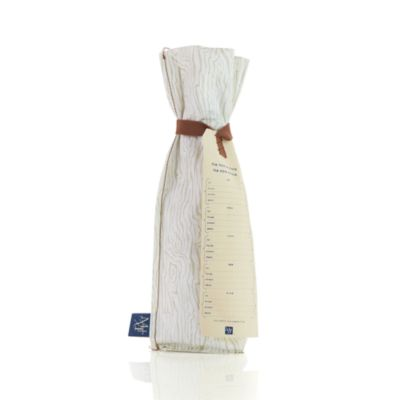 Reusable Wood Wine Bag