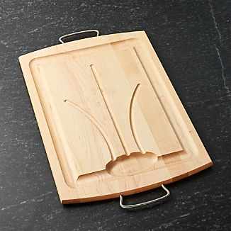 Reversible Carving Board II