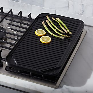 Reversible Ceramic Double Griddle