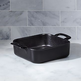 Revol Belle Cuisine Black Square Baking Dish