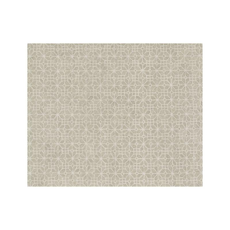 Rhea Wool-Blend 8'x10' Rug