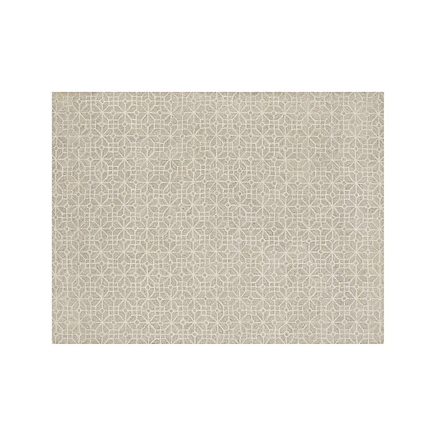 Rhea Natural Wool-Blend 9'x12' Rug