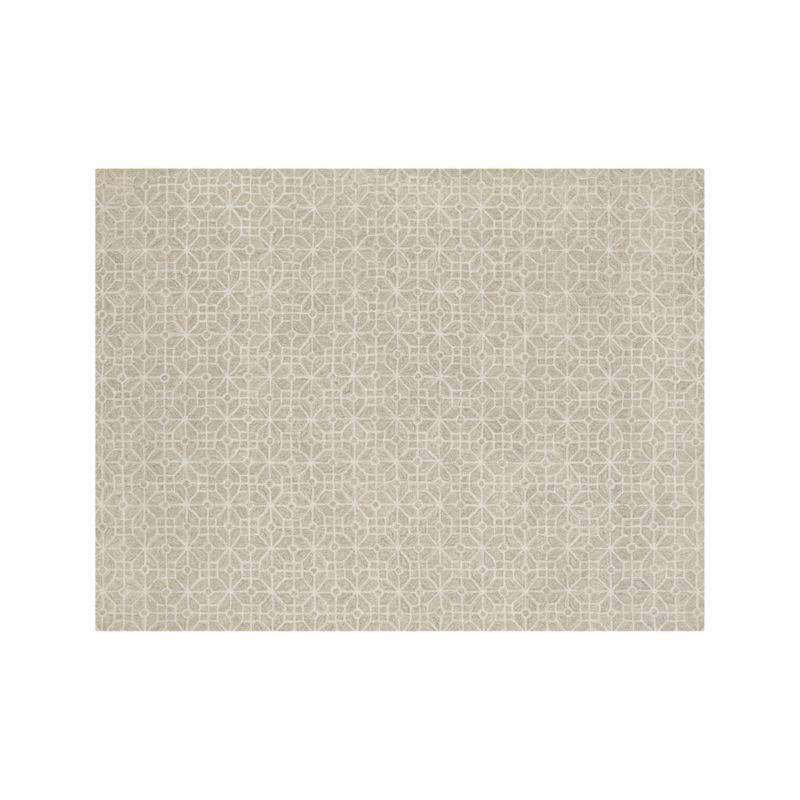 Rhea Wool-Blend 9'x12' Rug
