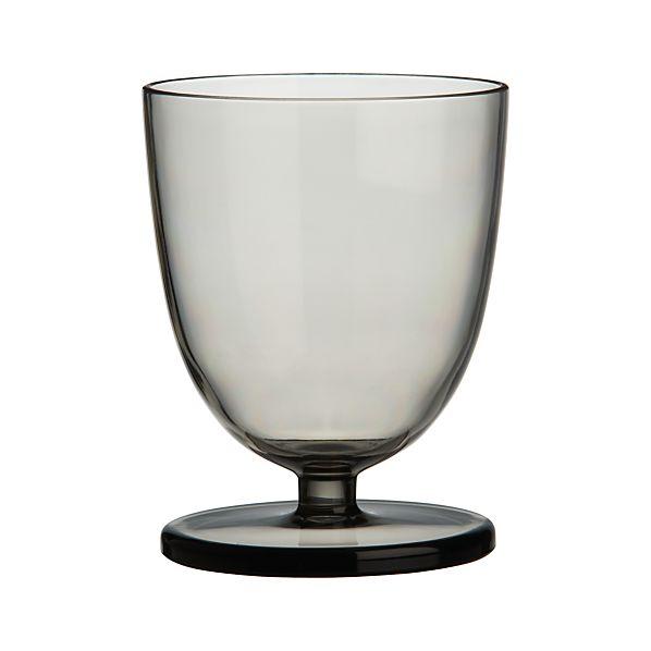 Rhode Acrylic Goblet