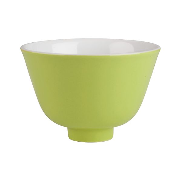 "Green 4.5"" Rice Bowl"