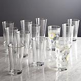 Set of 12 Rings Cooler Glasses