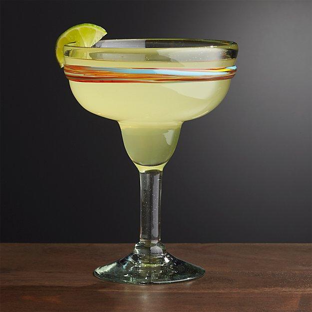 Rio Margarita Glass