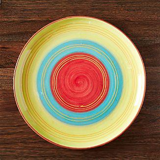 Rio Round Platter