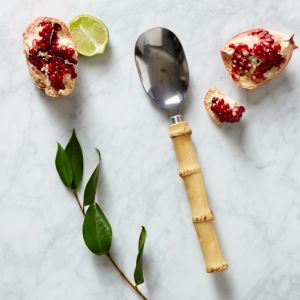 Riviera Bamboo Serving Spoon