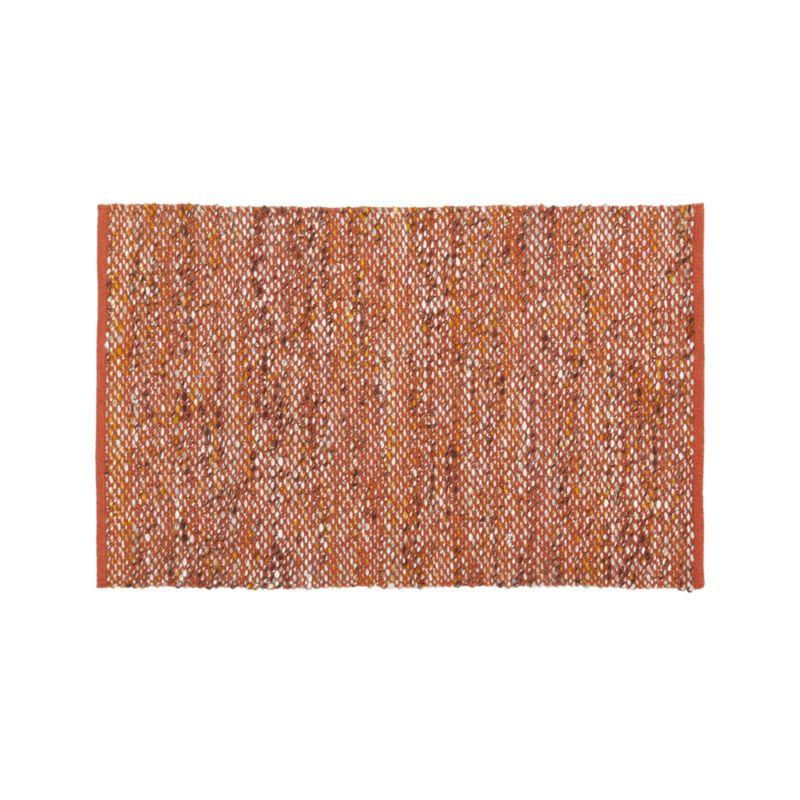 Riza Rust 30'x50' Rug