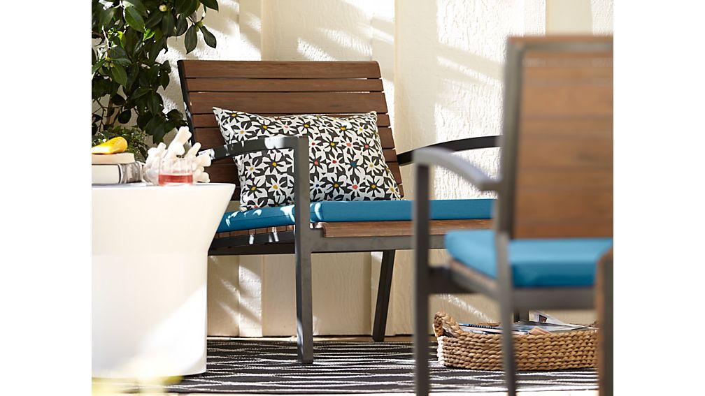 Rocha Lounge Chair with Sunbrella ® Cushion