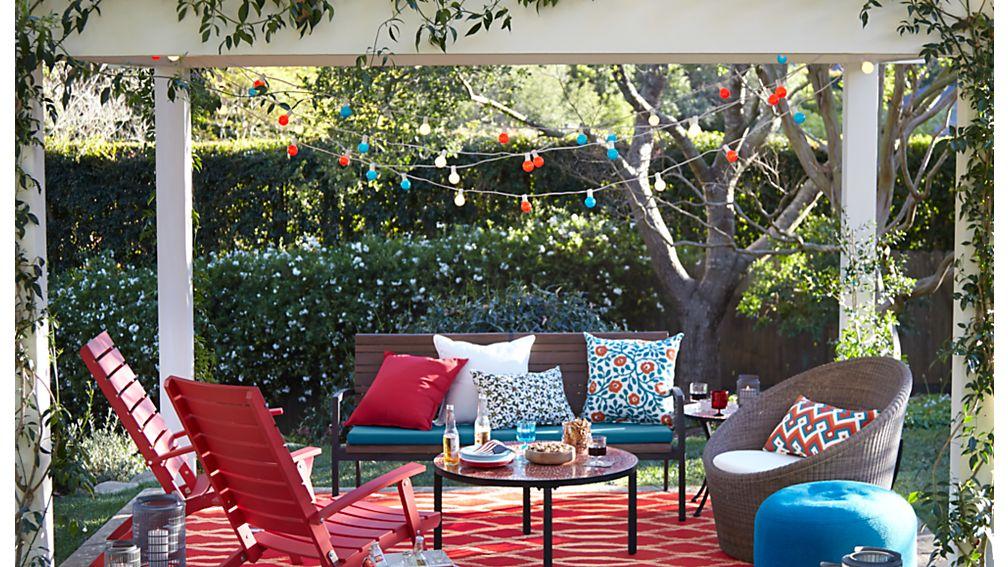 Rocha Sunbrella ® Sofa Cushion