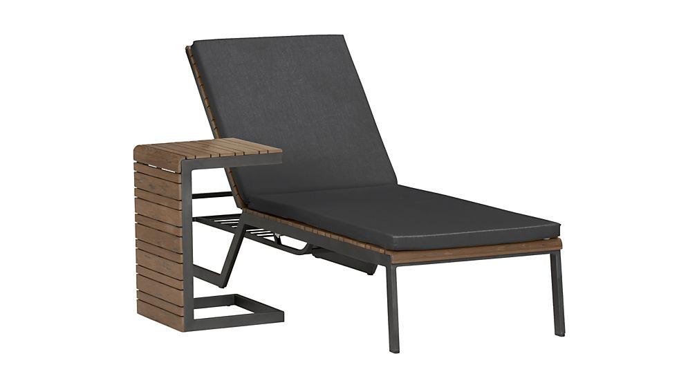 Rocha Chaise Lounge