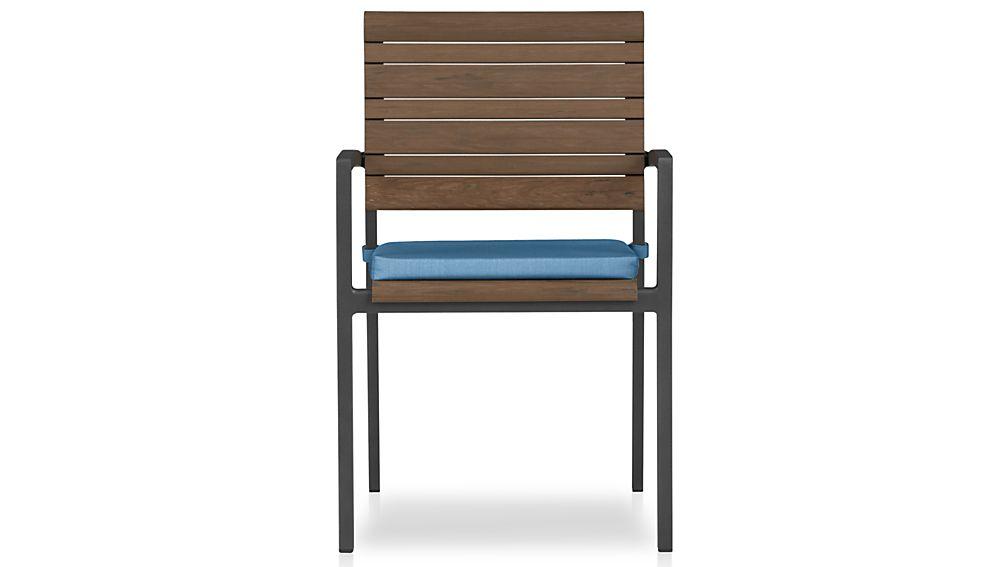 Rocha Dining Chair with Sunbrella ® Cushion
