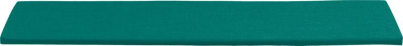Add extra comfort to Rocha dining bench seating with fade-, water- and mildew-resistant Sunbrella® acrylic cushions in deep harbor blue.<br /><br /><NEWTAG/><ul><li>Fade- and mildew-resistant Sunbrella® acrylic</li><li>Polyurethane foam fill</li><li>Cushion is secured with fabric tab fasteners</li><li>Spot clean</li><li>Made in USA</li></ul>