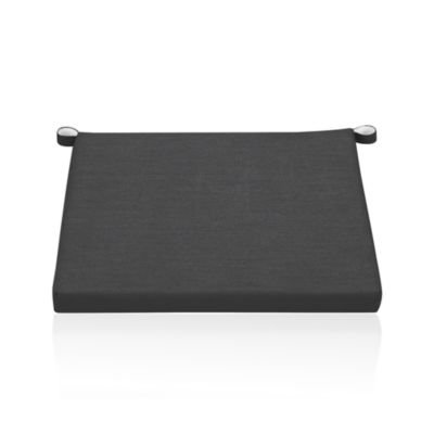 Rocha Sunbrella® Charcoal Lounge Chair Cushion