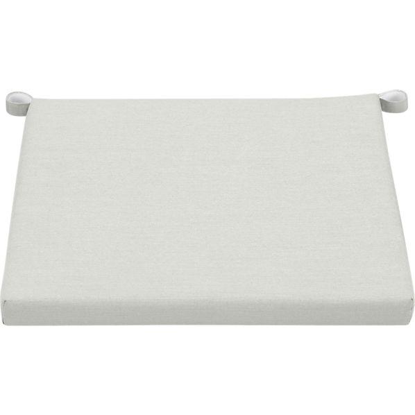 Rocha Sunbrella ® White Sand Lounge Chair Cushion
