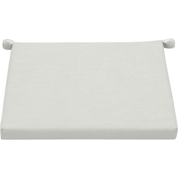 Rocha Sunbrella ® White Sand Lounge Chair Cushion