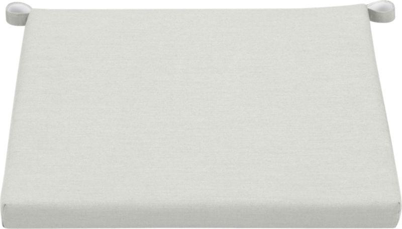 Add extra comfort to Rocha lounge chair with fade-, water- and mildew-resistant Sunbrella® acrylic cushions in warm white sand.<br /><br /><NEWTAG/><ul><li>Fade- and mildew-resistant Sunbrella® acrylic</li><li>Polyurethane foam fill</li><li>Cushion is secured with fabric tab fasteners</li><li>Spot clean</li><li>Made in China</li></ul>