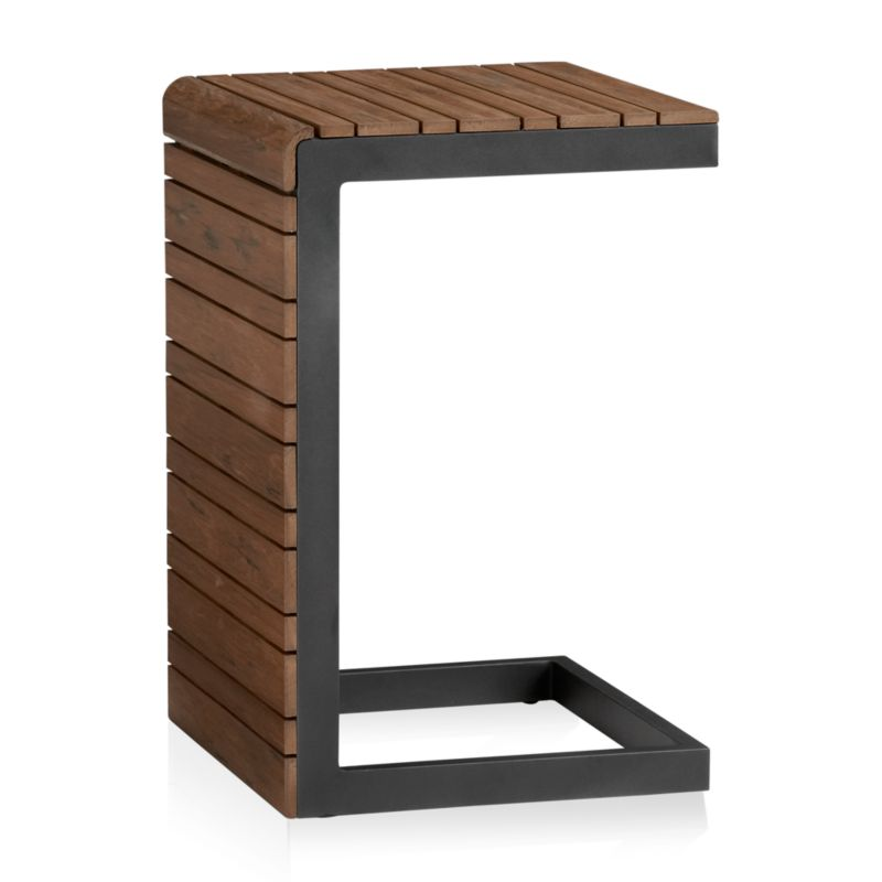 With weather-resistant polystyrene translating the beautiful grain and warm tones of natural Brazilian ipe wood, everyone does a double take when they first see our exclusive Rocha outdoor lounge collection. <NEWTAG/><ul><li>Aluminum with powdercoat finish</li><li>Extruded polystyrene with UV and antioxidant protection</li><li>Levelers</li><li>Made in China</li></ul><br />
