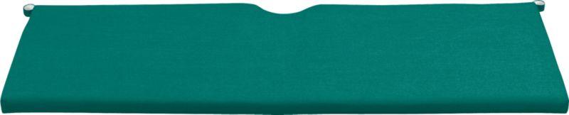 Add extra comfort to Rocha sofa seating with fade-, water- and mildew-resistant Sunbrella® acrylic cushions in deep harbor blue.<br /><br /><NEWTAG/><ul><li>Fade- and mildew-resistant Sunbrella® acrylic</li><li>Polyurethane foam fill</li><li>Cushion is secured with fabric tab fasteners</li><li>Spot clean</li><li>Made in USA</li></ul>