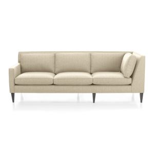 Rochelle Left Arm Sectional Corner Sofa