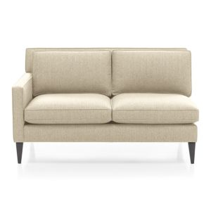 Rochelle Left Arm Sectional Loveseat