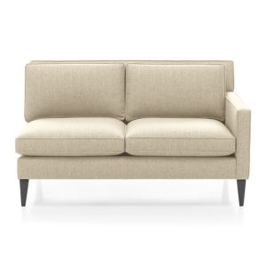 Rochelle Right Arm Sectional Loveseat