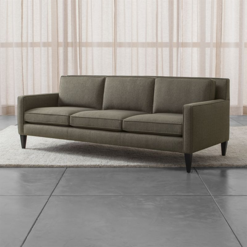 Rochelle Mid-Century Modern Sofa