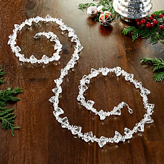 Rock Candy Acrylic Crystal Garland