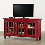 """Rojo Red 62"""" Media Console"""