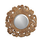 Root Round Wall Mirror.