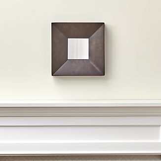 Rory II Square Wall Mirror