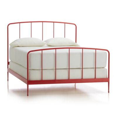 Rory Red Queen Bed