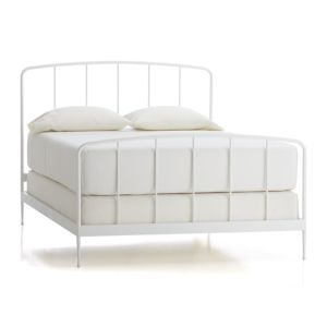 Rory White Queen Bed