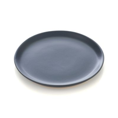 Roscoe Dark Grey Appetizer Plate