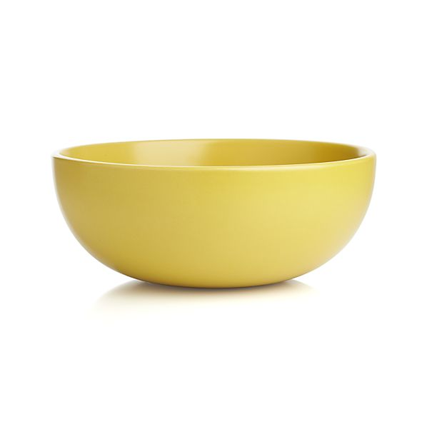 Roscoe Yellow Bowl