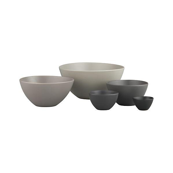 5-Piece Roscoe Nesting Bowl Set